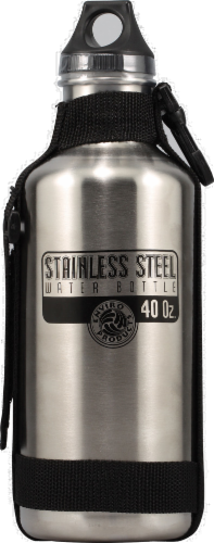 Enviro Products Stainless Steel Bottle Perspective: front