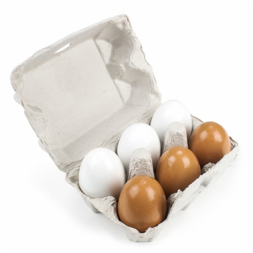 Eggcellent Eggs with Real Carton Perspective: front