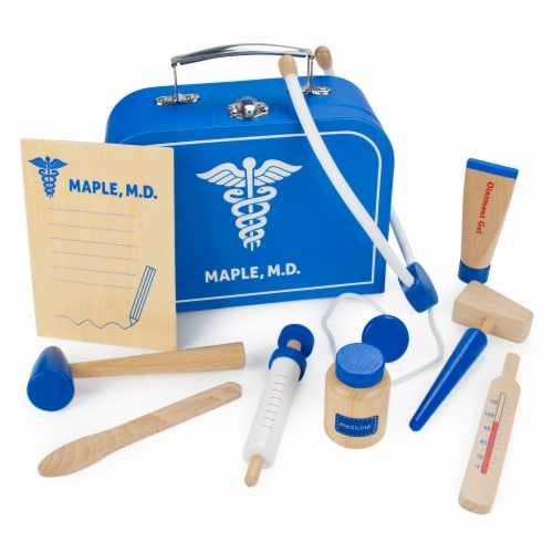 Dr. Maple's Medical Kit Perspective: front