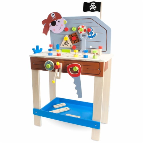 Ultimate Pirate Work Bench Perspective: front