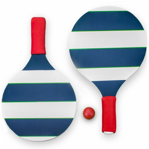 Paddle Ball Set Perspective: front