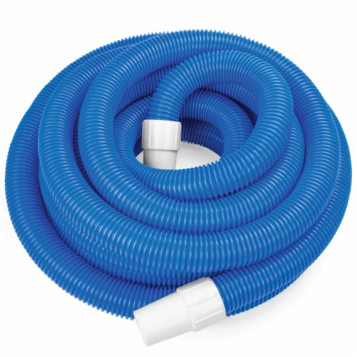 Swimming Pool Vacuum Hose, 30' Perspective: front