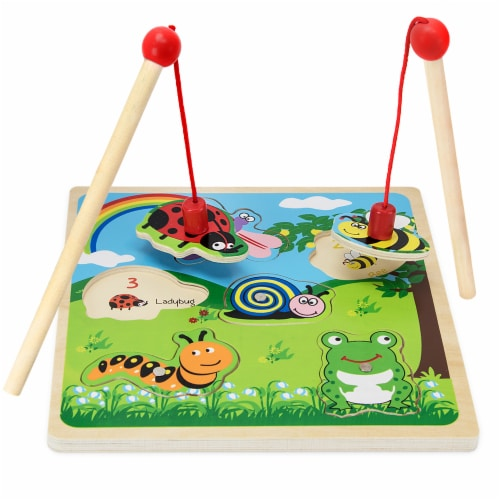 Lift & Look Magnetic Bug Catcher Perspective: front