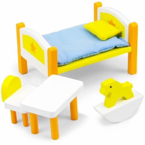 Dreamland Children's Bedroom Perspective: front