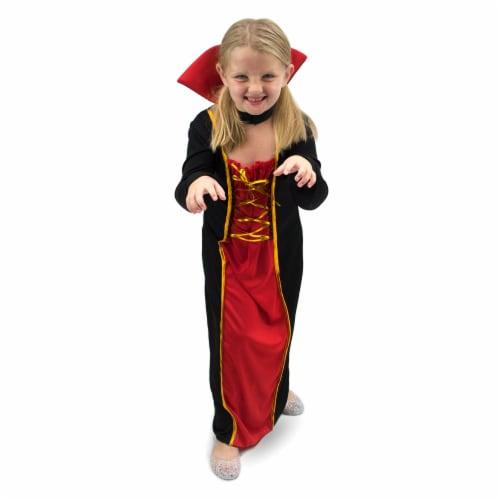 Vexing Vampire Children's Costume, 7-9 Perspective: front