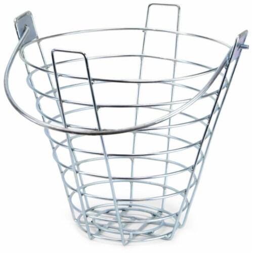 Brybelly SGLF-001 Steel Wire Golf Range Bucket Perspective: front