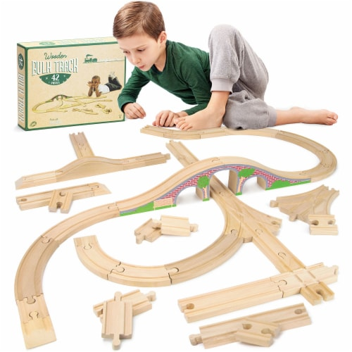 42-piece Bulk Track Pack Perspective: front
