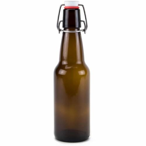 11oz Homebrew Grolsch Bottles Perspective: front
