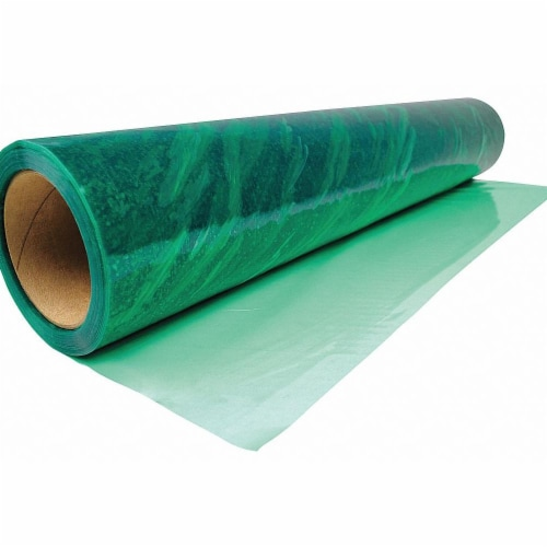 Surface Shields Floor Protection,24 In. x 200 Ft.,Green  FS24200L Perspective: front