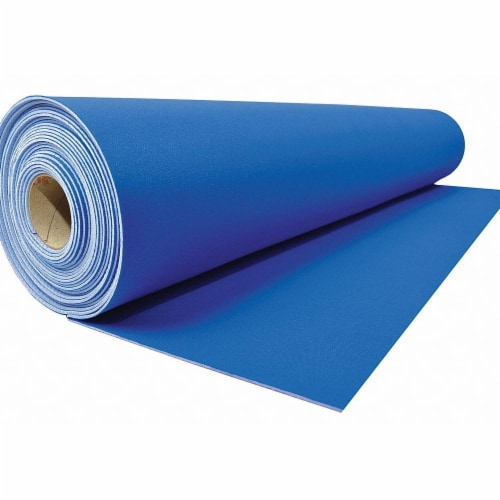 Surface Shields Floor Protection,27 In. x 20 Ft.,Blue  NSB2720 Perspective: front