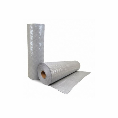 Surface Shields Floor Protection,393 ft. L,36  W,Gray Perspective: front