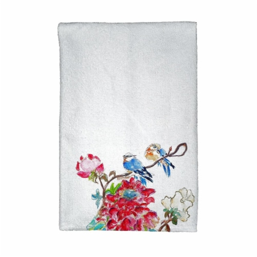 Betsy Drake KT425 Camelia Kitchen Towel Perspective: front