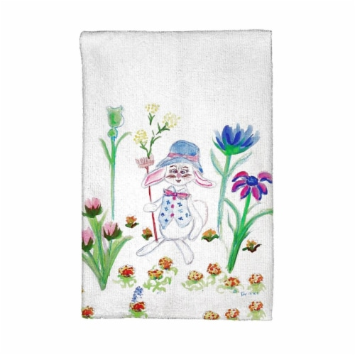 Betsy Drake KT646 Mrs. Farmer Kitchen Towel Perspective: front