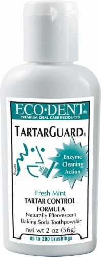 Eco-dent  Tartar Guard   Mint Perspective: front
