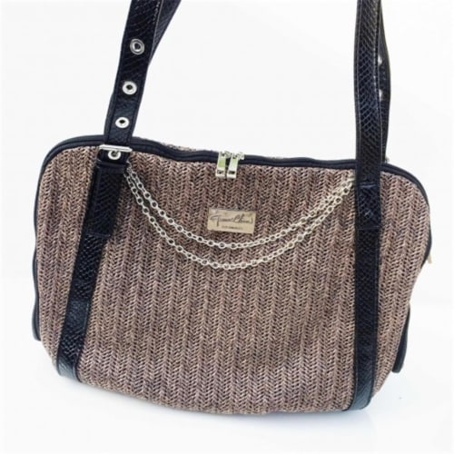 Featherweight Smuggler Purse Perspective: front