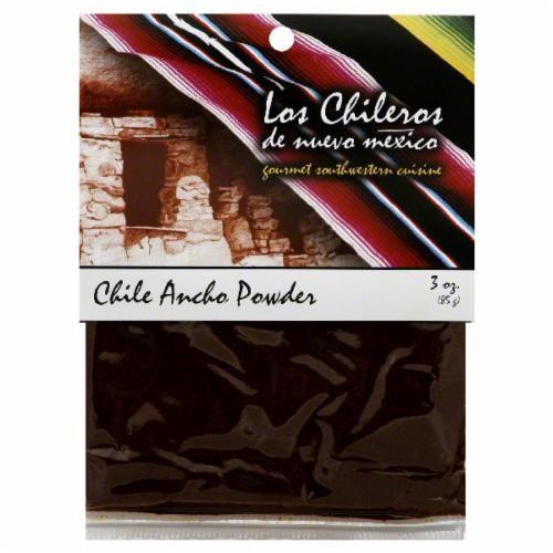 Los Chileros Ancho Powder Perspective: front
