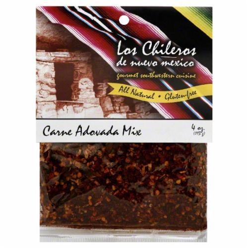 Los Chileros Carne Adovada Mix Perspective: front