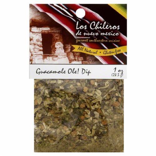 Los Chileros Guacamole Mx Perspective: front