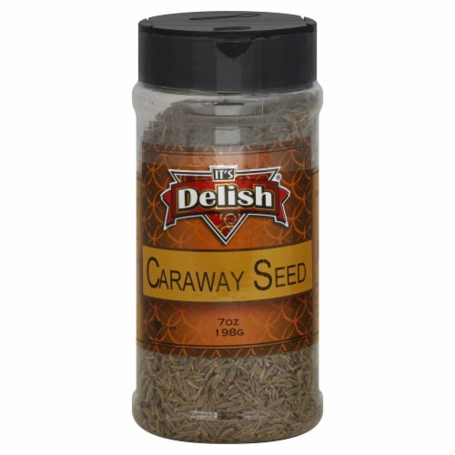 It's Delish Caraway Seed Perspective: front