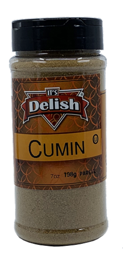 It's Delish Ground Cumin Perspective: front
