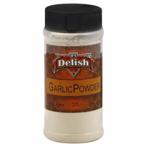 It's Delish Garlic Powder Perspective: front