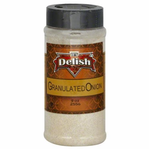 It's Delish Granulated Onion Perspective: front