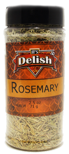 It's Delish Rosemary Perspective: front