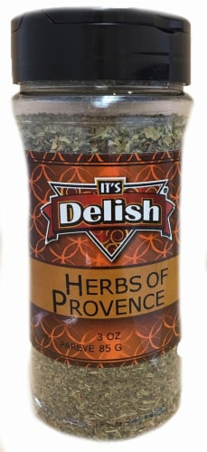 It's Delish Herbs of Provence Perspective: front