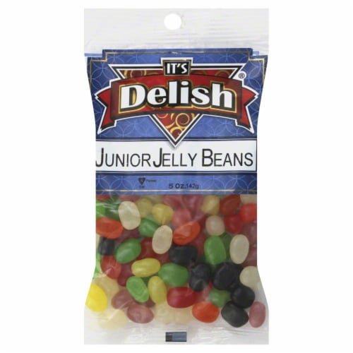 It's Delish Junior Jelly Beans Perspective: front