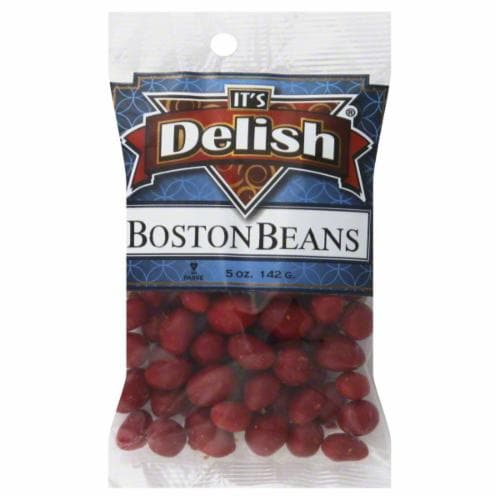 It's Delish Boston Beans Perspective: front