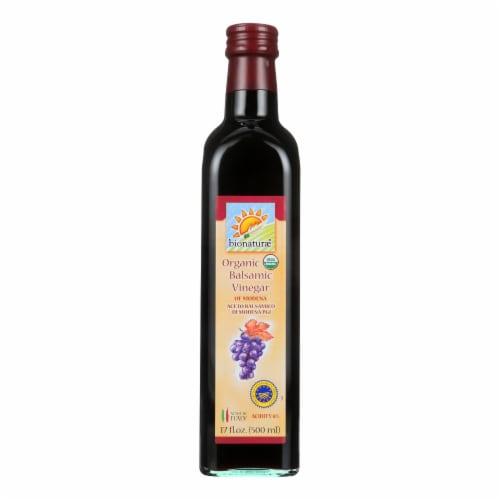 Bionaturae Balsamic Vinegar Perspective: front