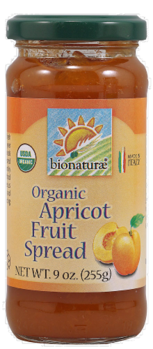 Bionaturae Organic Apple Fruit Spread Perspective: front
