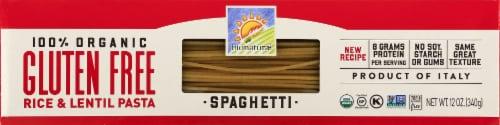 Bionaturae Organic Gluten Free Spaghetti Perspective: front
