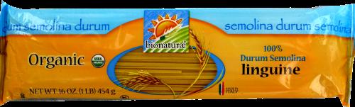 Bionaturae Linguine Pasta Perspective: front