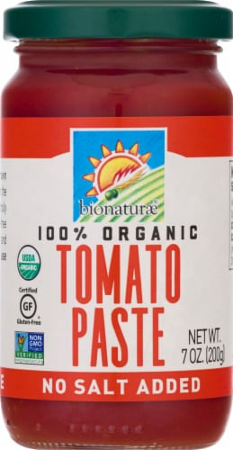 Bionaturae Organic Tomato Paste Perspective: front