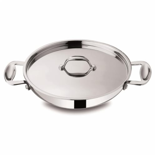 Mepra 30213132 32 cm Non Stick Saute Pan 2 Handles Glamour Stone Perspective: front