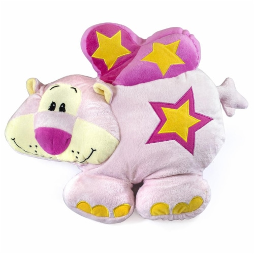 Giftable World AK080003 15 in. Plush Bear Pillow Perspective: front