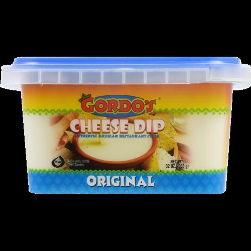 Gordo's Original Cheese Dip Perspective: front