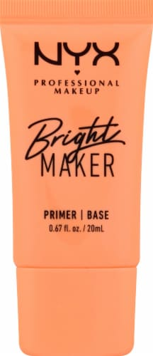 NYX Professional Makeup Bright Maker Primer and Base Perspective: front
