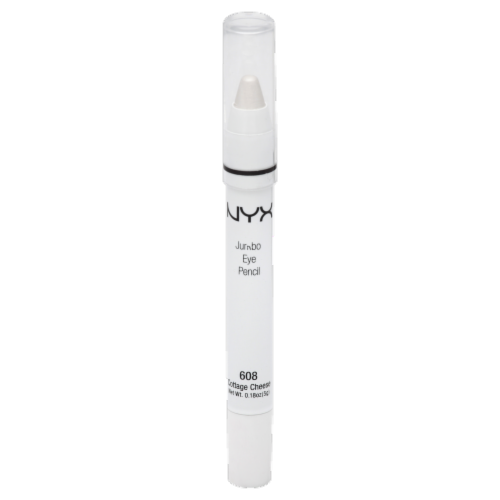NYX Professional Makeup 608 Cottage Cheese Jumbo Eye Pencil Perspective: front