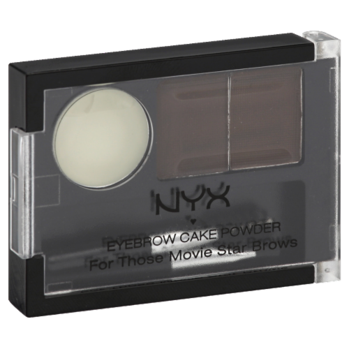 NYX Professional Makeup Eyebrow Cake Powder Perspective: front