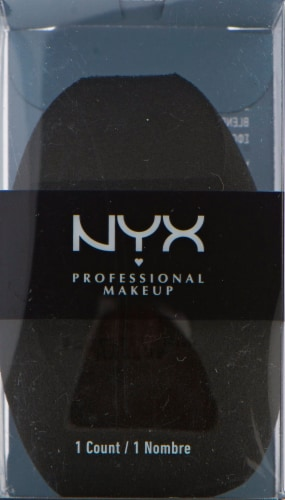 NYX Professional Makeup Blender Sponge Perspective: front