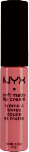 NYX Professional Makeup Soft Matte Lip Cream Perspective: front