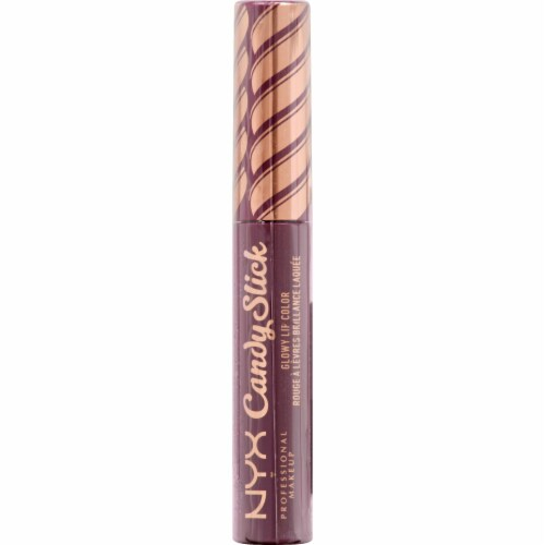 NYX Candy Slick Glowy Lip Color - Grap Expectations Perspective: front