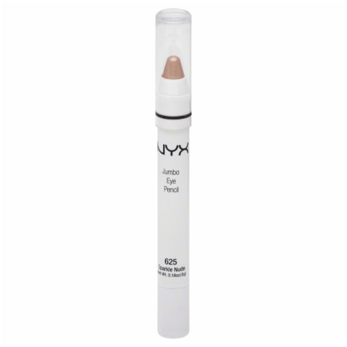 NYX Professional Makeup Sparkle Nude Jumbo Eye Pencil Perspective: front