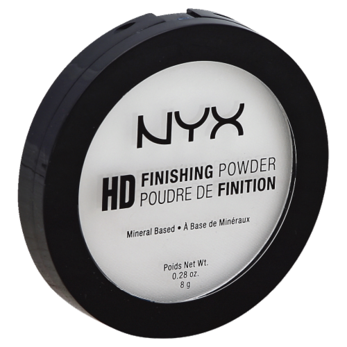 NYX Professional Makeup Translucent HD Finishing Powder Perspective: front