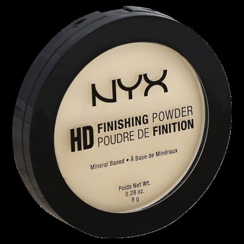 NYX Professional Makeup Banana HD Finishing Powder Perspective: front