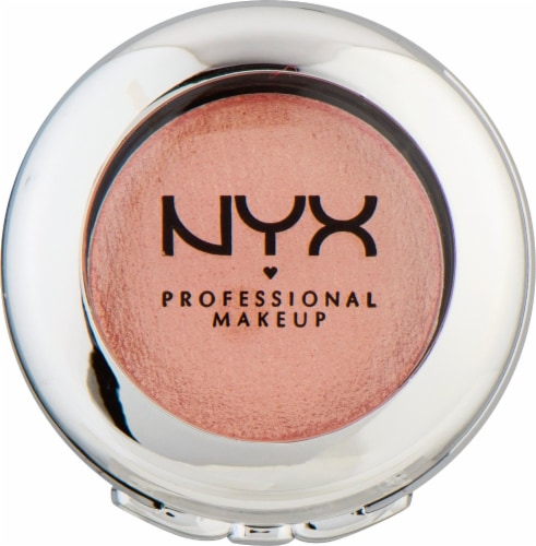 NYX Professional Peach Prismatic Eye Shadow Perspective: front