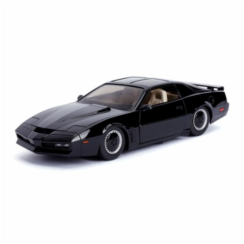 Jada Toys JAD30086 TV Series Knight Rider KITT Model Car with Light Perspective: front
