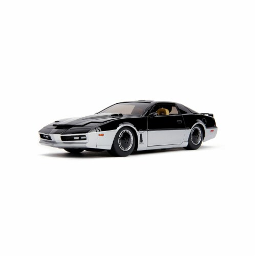 Jada Toys JAD31115 Knight Rider K.A.R.R with Light Perspective: front